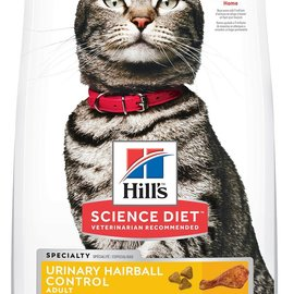 Science Diet Science Diet Cat - Urinary Hairball Control