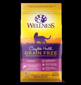 Wellness Wellness Cat - Indoor Salmon/Herring