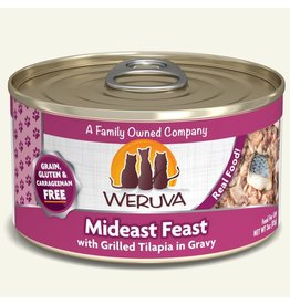 Weruva Weruva Cat Wet - Mideast Feast