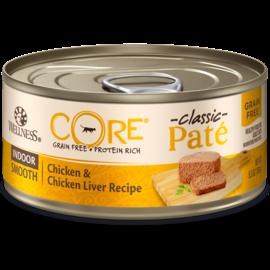 WELLPET Wellness Core Cat - Chicken/Liver Pate 5.5oz