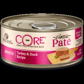 WELLPET Wellness Core Cat - Turkey/Duck Pate 5.5oz