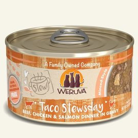 Weruva Weruva Cat Stew - Taco Stewsday 2.8oz