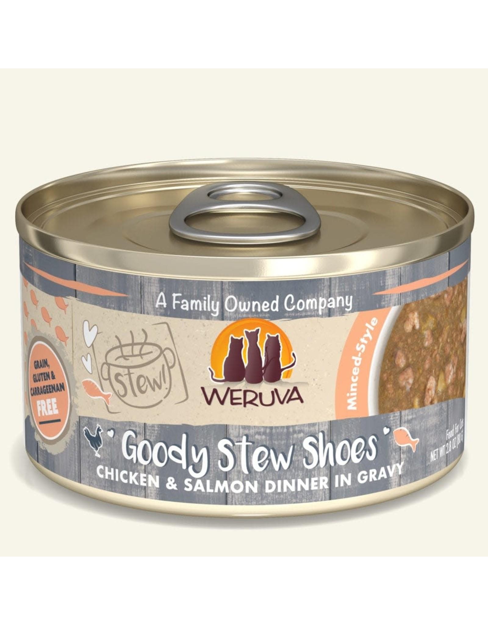 Weruva Weruva Cat Stew - Goody Stew Shoes 2.8oz