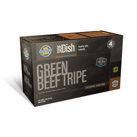 Big Country Raw Big Country Raw - Green Beef Tripe 4lb