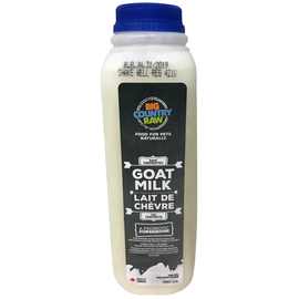Big Country Raw Big Country Raw - Goat Milk 490ml