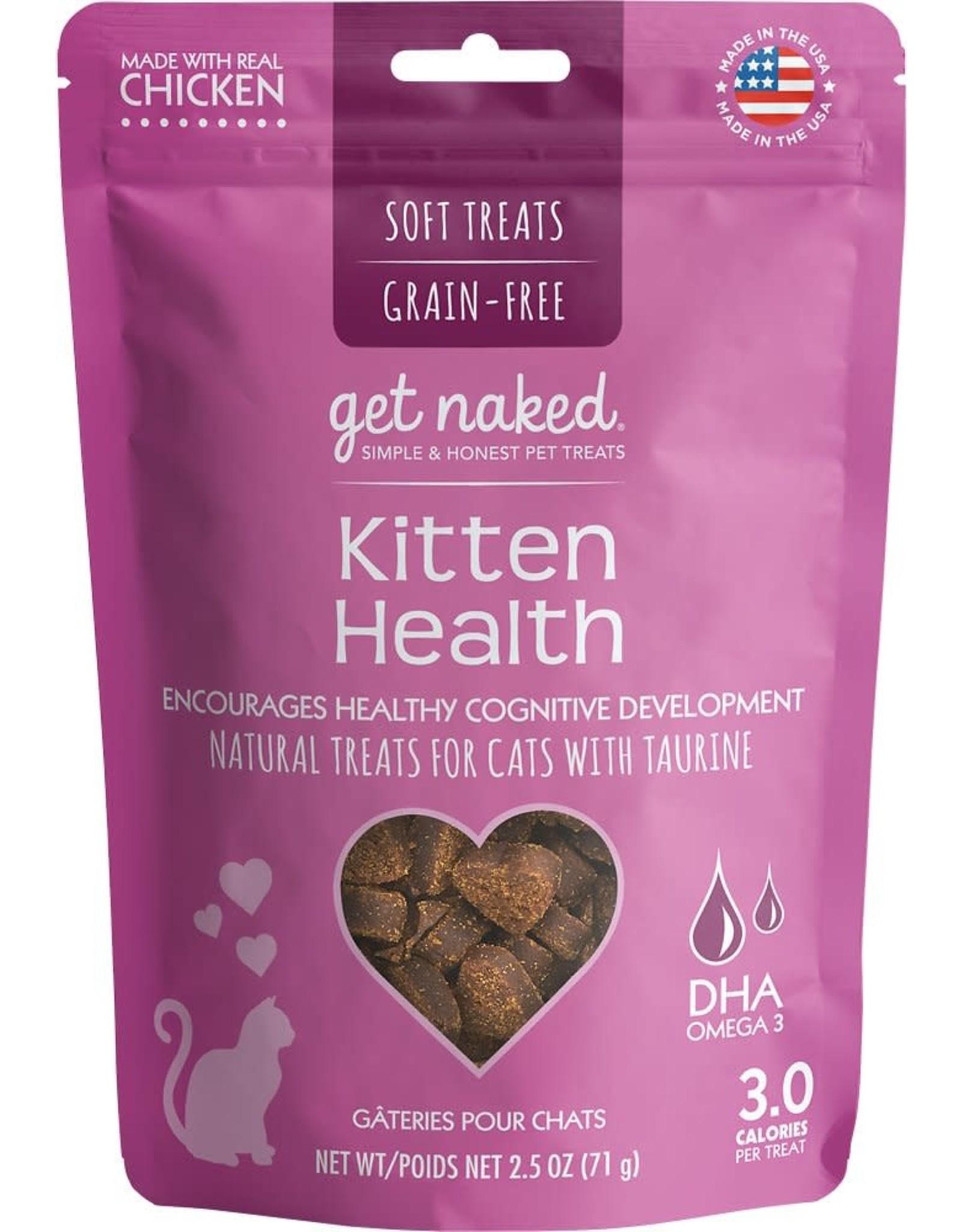 Get Naked Kitten Health Treat