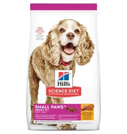 Science Diet Science Diet Dog: Small Paws - Adult 11+, 4.5lb