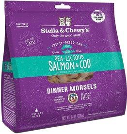 Stella & Chewy's Stella & Chewy's Cat -  Salmon & Cod 8oz