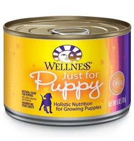 Wellness Wellness Wet Dog Puppy 6oz