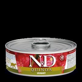 Farmina N&D Quinoa Cat - Urinary Duck 3oz