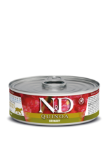 Farmina N&D Quinoa Cat - Urinary Duck 80g