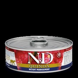 Farmina N&D Cat Wet - Weight Management Quinoa Lamb 2.8oz