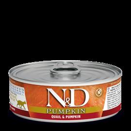Farmina N&D Cat Wet - Pumpkin Quail & Pomegranate 2.8oz