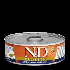 Farmina N&D Cat Wet - Pumpkin Lamb & Blueberry 2.8oz