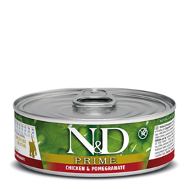 Farmina N&D Cat Wet - Kitten Prime Chicken & Pomegranate 2.8oz
