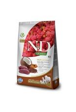 Farmina N&D Dog - Quinoa Skin & Coat Venison