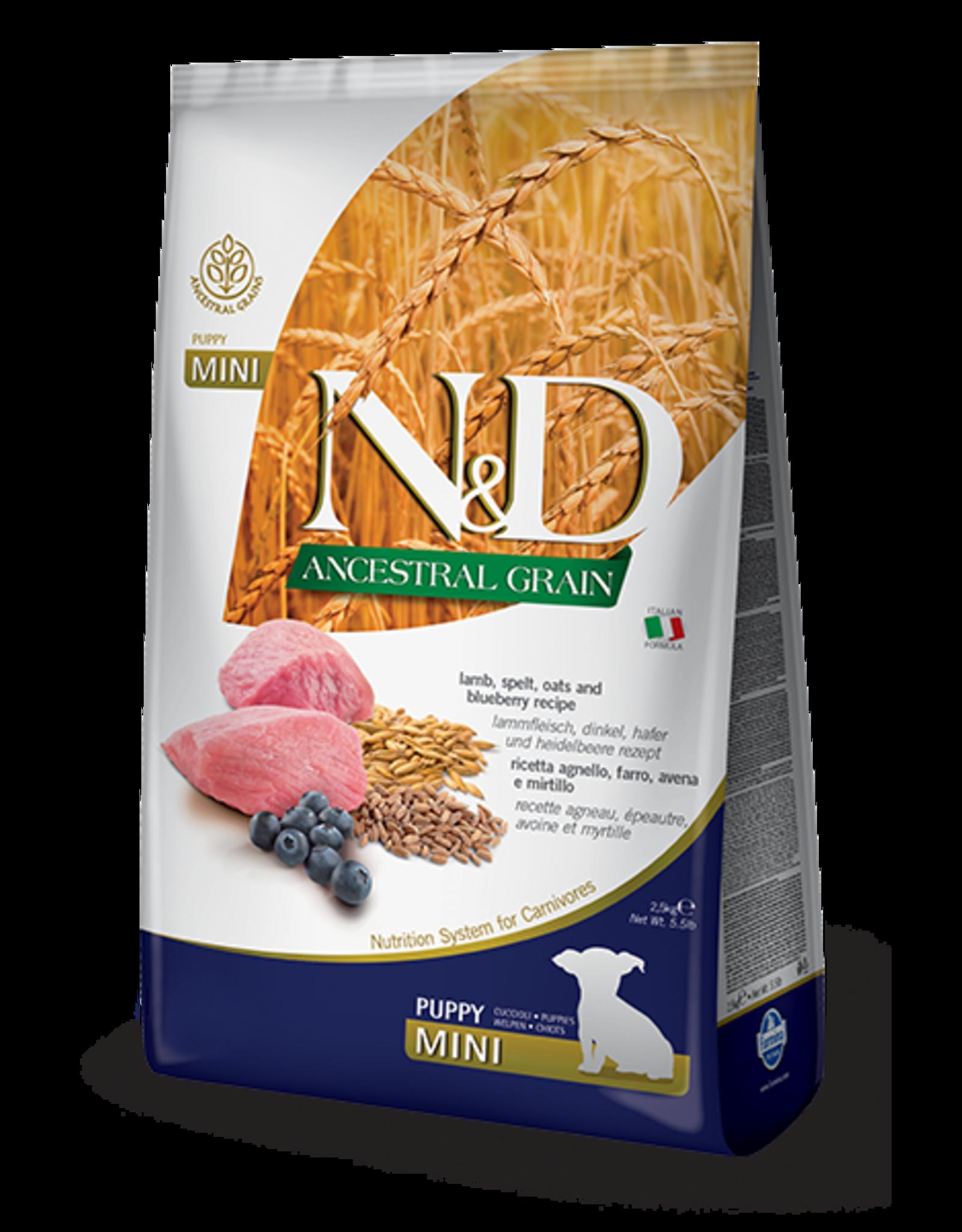 N&D Dog - Grain Puppy Lamb Mini 5.5lb