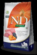 Farmina N&D Dog - Pumpkin Lamb Med/Max