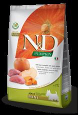 Farmina N&D Dog - Pumpkin & Boar Adult Mini 5.5lb