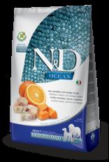 Farmina N&D Dog - Ocean Adult Cod Med/Max 26.5lb