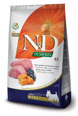 Farmina N&D Dog - Pumpkin & Lamb Adult Mini 5.5lb