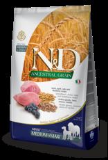 Farmina N&D Dog - Grain Adult Lamb Med/Max 5.5lb