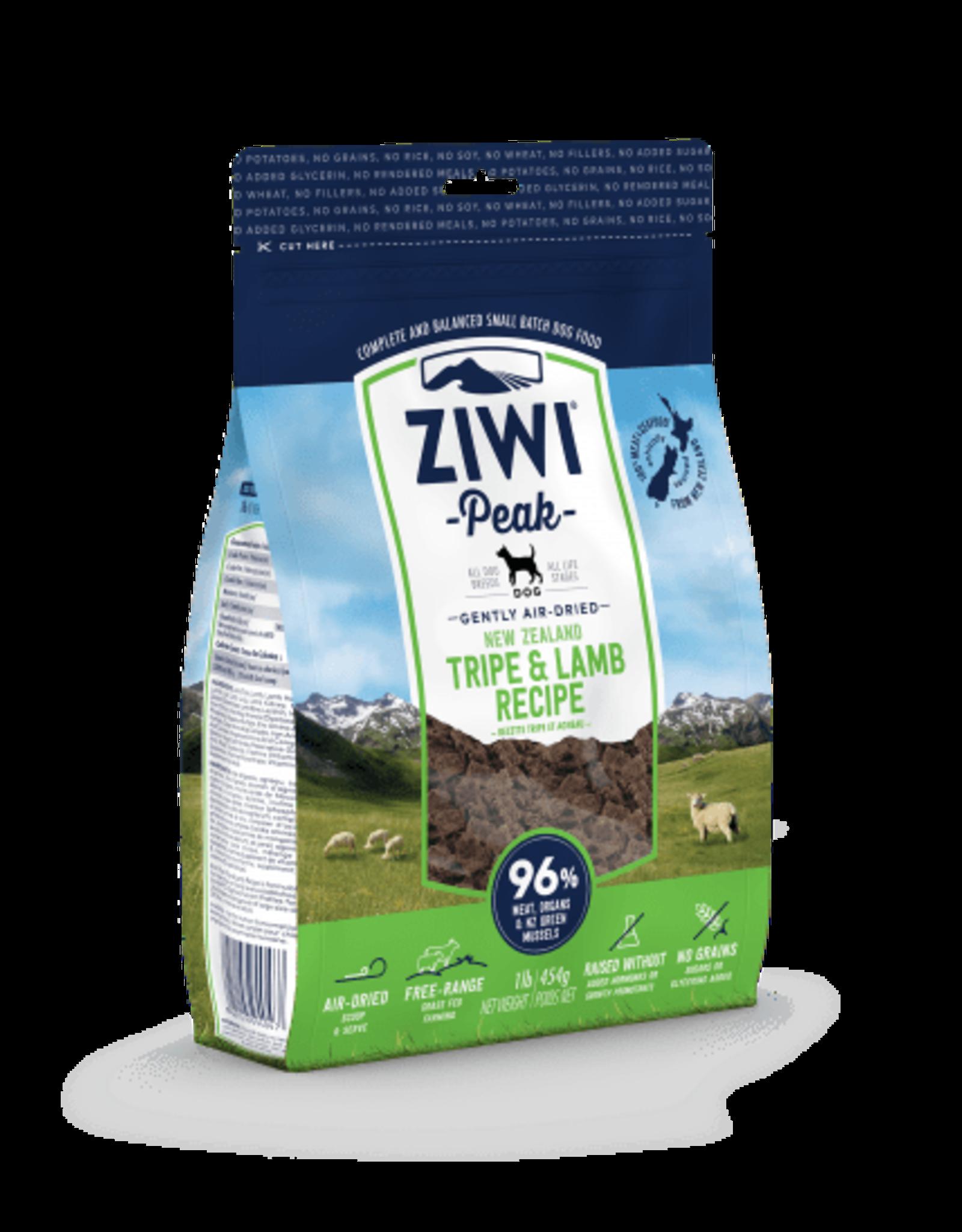 Ziwi Peak ZIWI Dog - Tripe & Lamb