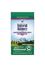 Natural Balance Natural Balance Dog - Lamb/Rice Small Breed 4.5lb
