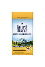 Natural Balance Natural Balance Dog - Potato/Duck 4.5lb