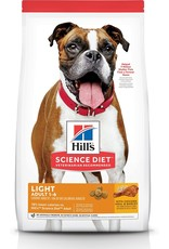 Science Diet Science Diet Dog - Light Adult 5lb