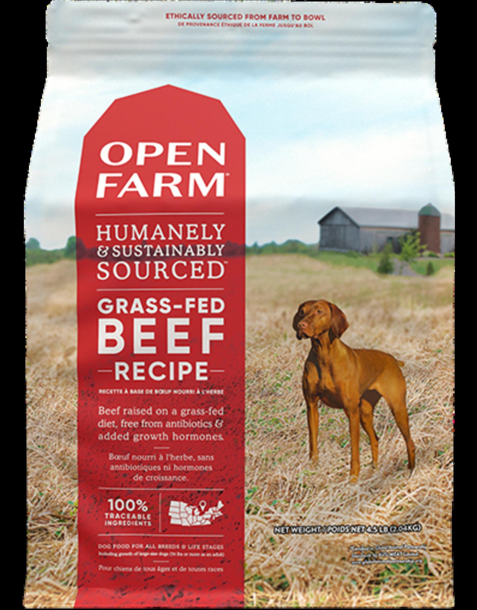 Open Farm Open Farm Dog - Beef