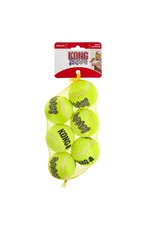 KONG SqueakAir Balls 6pk Med