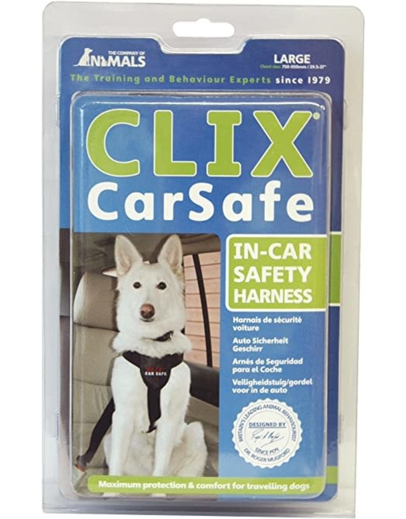 Clix Car Safe Harness Large