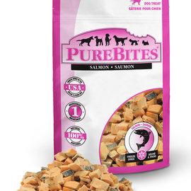 PREVUE PET PRODUCTS Purebites Dog Treats Salmon 2.47oz