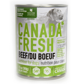 Canada Fresh CANADA FRESH DOG BEEF 12/13 OZ