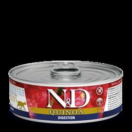 Farmina N&D Cat Wet - Digestion Quinoa Lamb 2.8oz