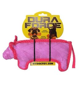 Dura Force Pig Medium Pink