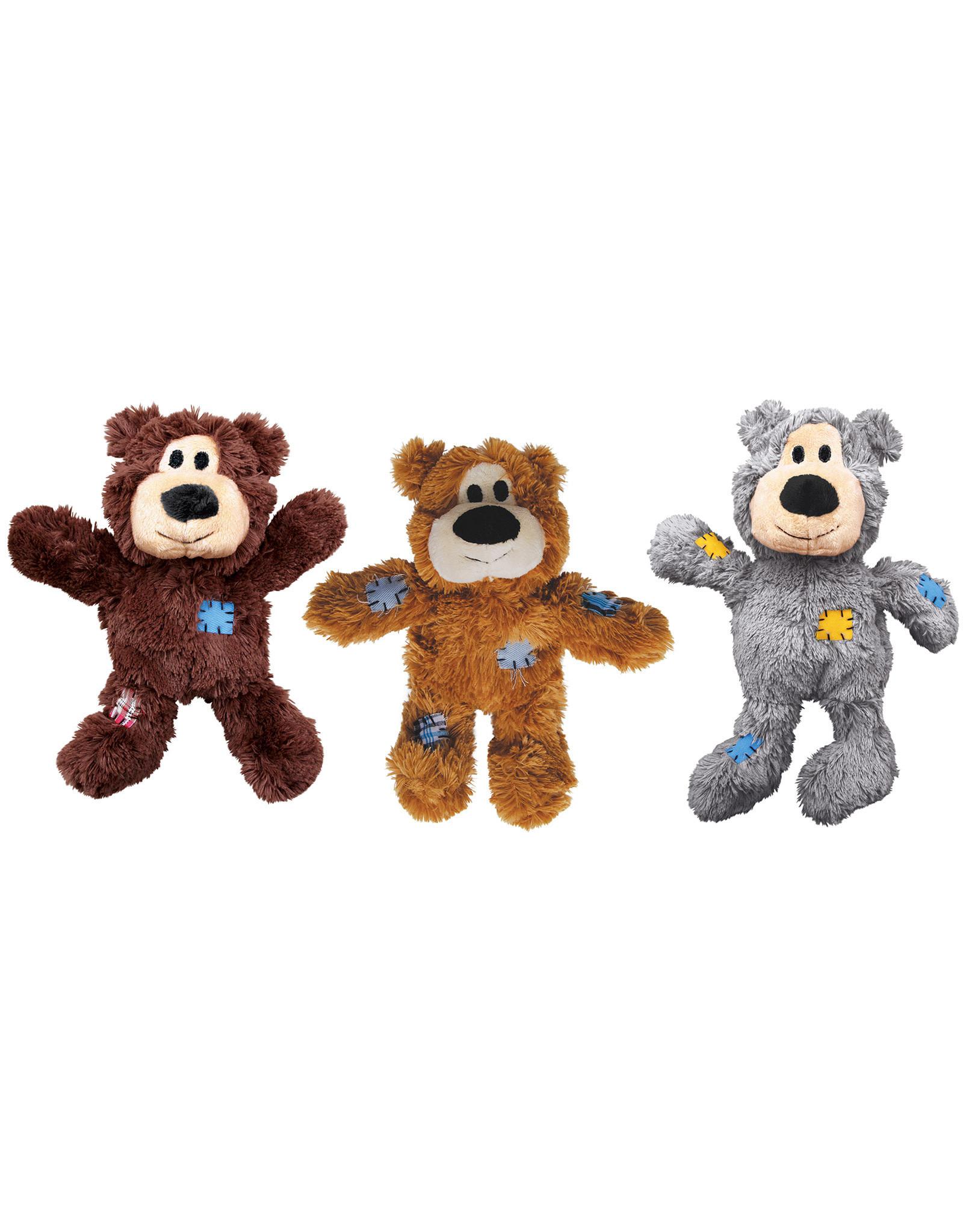 Kong Wild Knots Bear Assorted Colours