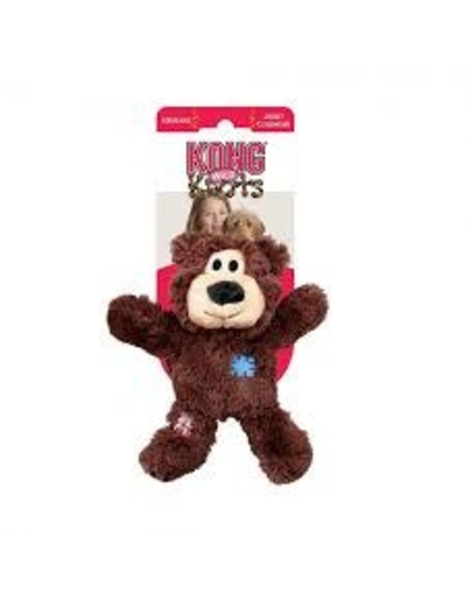 Kong Wild Knots Medium Assorted Colours