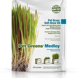 Pet Greens Self Grow Kit Medley Seeds 23g Soil 65g