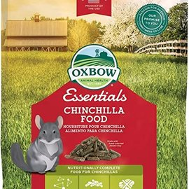 oxbow OXBOW Chinchilla Food 3Lbs