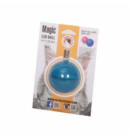 Magic led cat ball