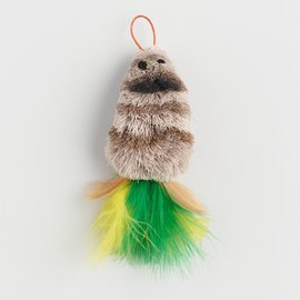 Go Cat Products GO CAT Da Feather Mouse
