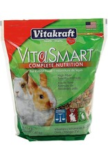 vitasmart complete nutrition rabbit food 4lb
