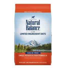 Natural Balance NaturalBlance DRY LID Salmon/SWTPOT 4#
