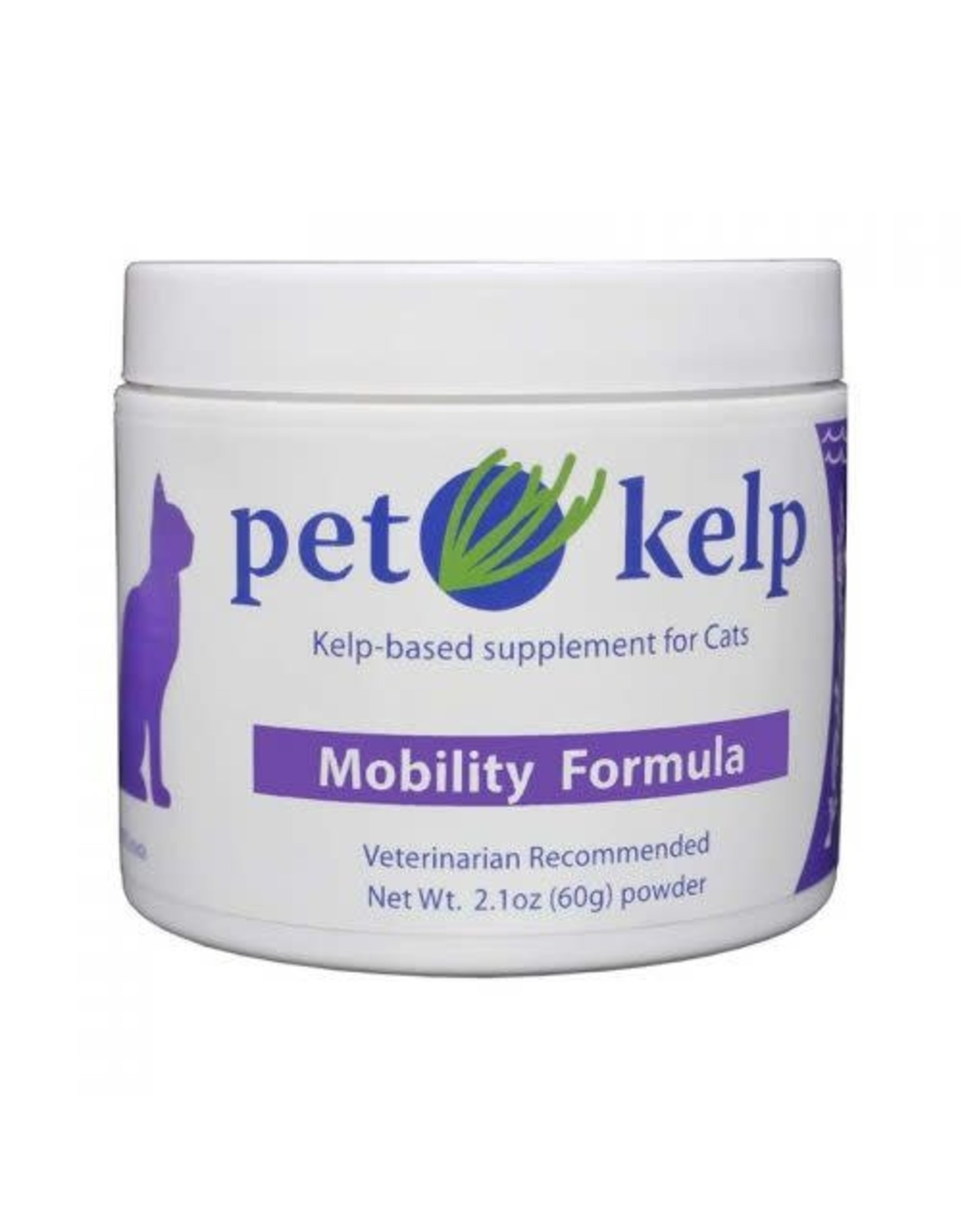 Pet Kelp Pet Kelp Cat Supplement - Mobility Formula 2.1oz