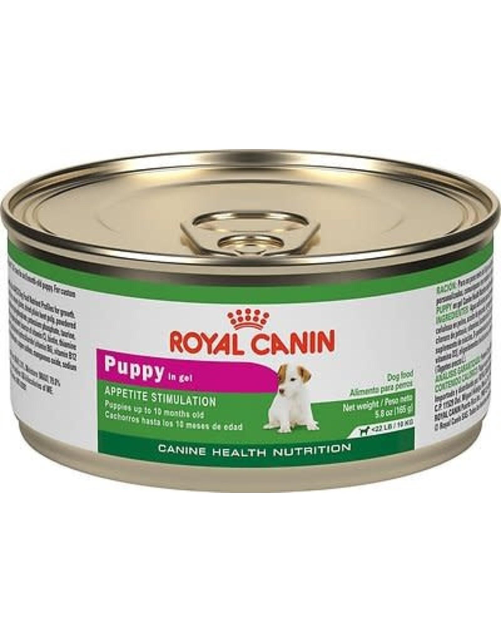 Royal Canin Royal Canin CHIOT PATE 24 x 165 GR