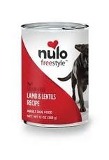 Nulo NULO FREESTYLE K9 CANS GF LAMB 12/13 OZ