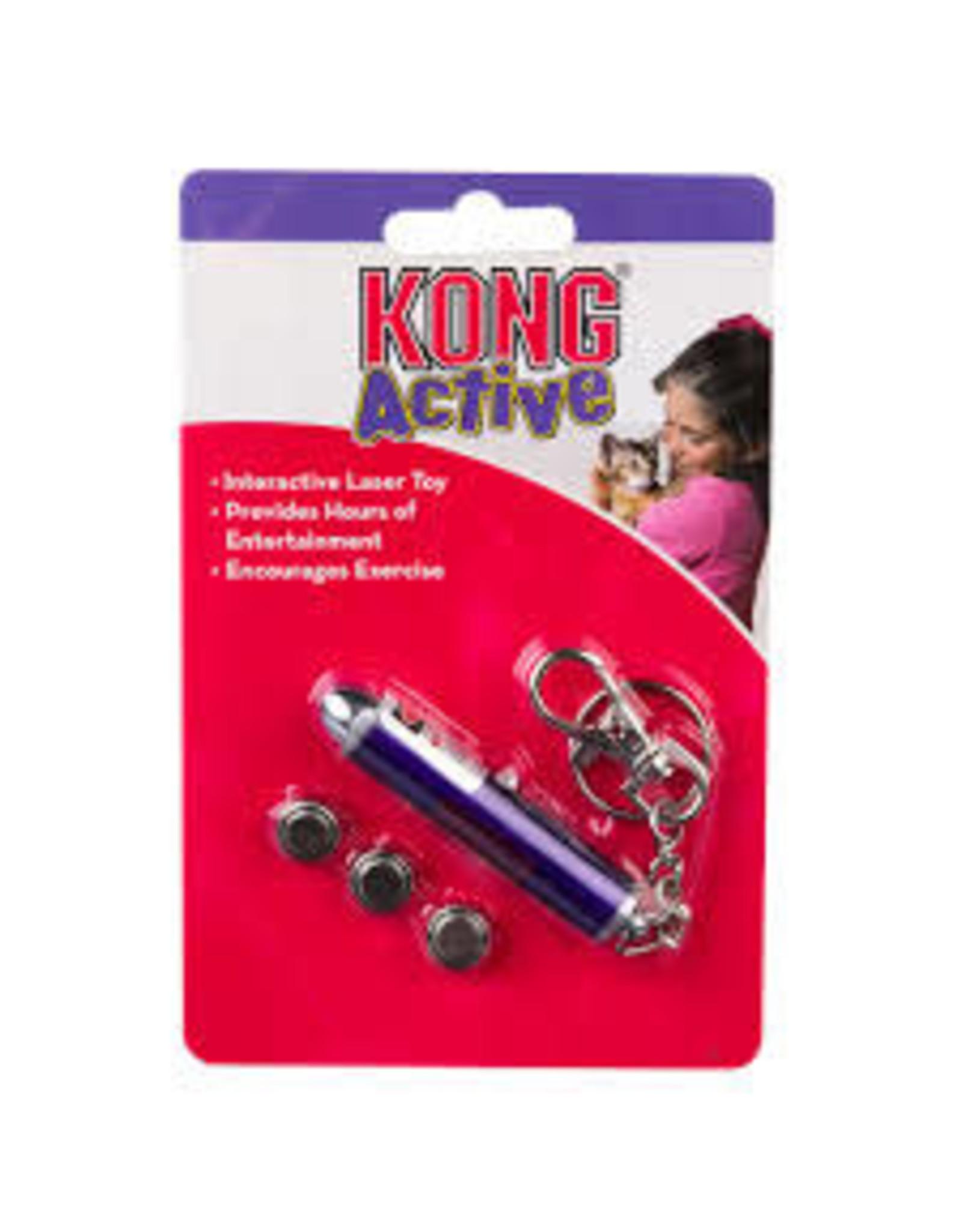 kong laser cat toy