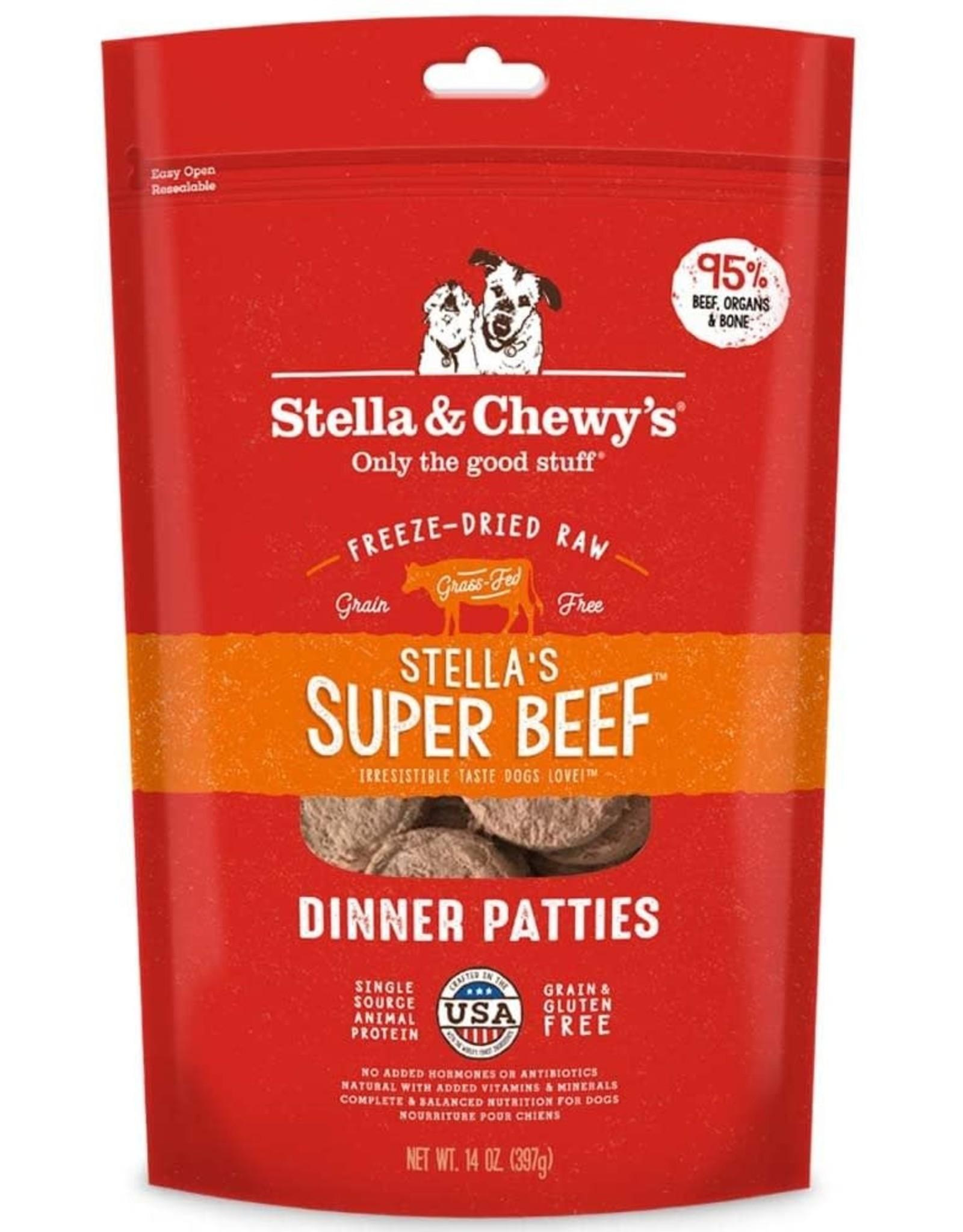 Stella & Chewy's Stella & Chewy's Dog - Super Beef 25oz